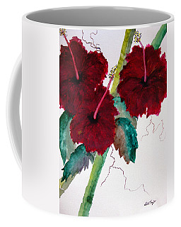 Scarlet Red Coffee Mug