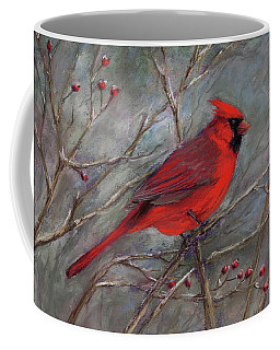 Scarlet Sentinel Coffee Mug
