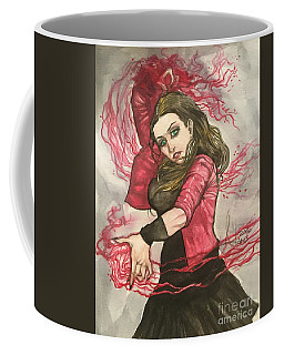 Scarlet Witch  Coffee Mug