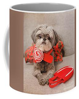 Scarlett And Red Purse Coffee Mug