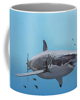 Scarlett Billows Deux Coffee Mug by Nathan Rhoads