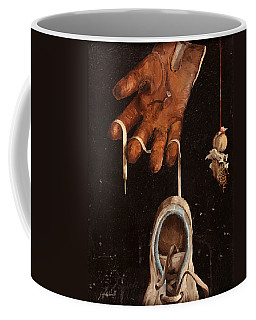 Scarpa Stringa Guanto Aglio Coffee Mug