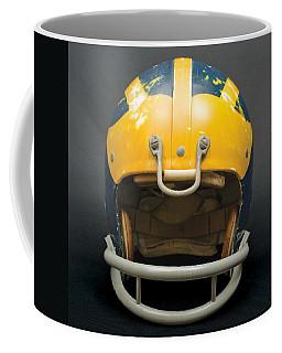 Scarred 1970s Wolverine Helmet Coffee Mug