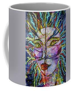 Scarred Beauty Coffee Mug