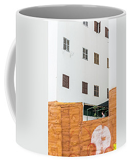 Scarred Coffee Mug