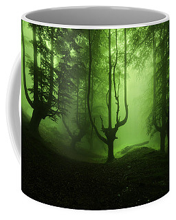 The Funeral Of Trees Coffee Mug
