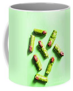 Scary Halloween Sweets Coffee Mug