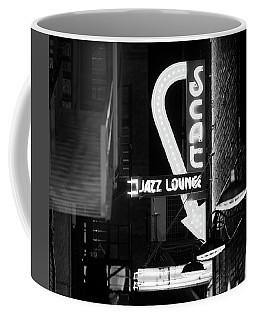 Scat Jazz Bw 11217 Coffee Mug