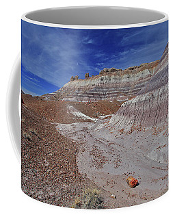 Scattered Fragments Coffee Mug