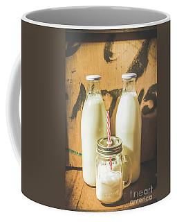 Scene From A Vintage Milk Bar Coffee Mug