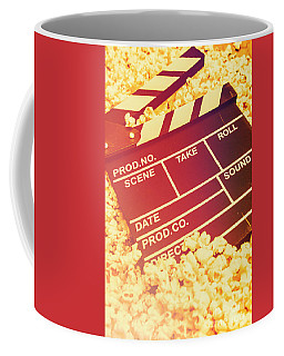 Scene From An American Movie Coffee Mug