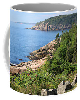Scenic Park Loop Road Coffee Mug by Living Color Photography Lorraine Lynch