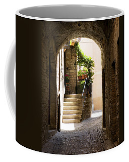 Scenic Archway Coffee Mug by Marilyn Hunt
