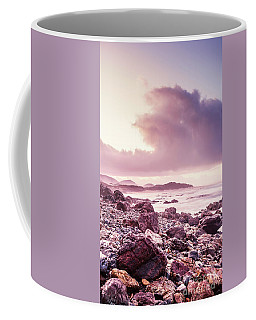 Scenic Seaside Sunrise Coffee Mug