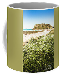Scenic Stony Seashore Coffee Mug