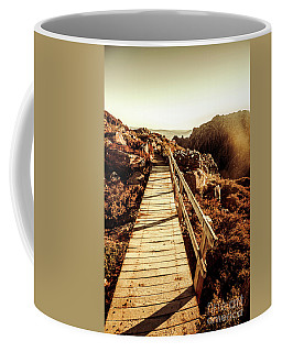 Scenic Summit Boardwalk Coffee Mug