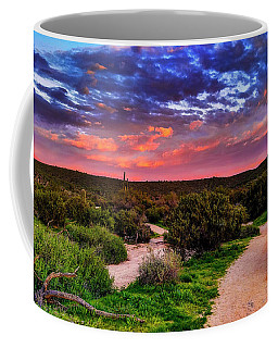 Scenic Trailhead Coffee Mug