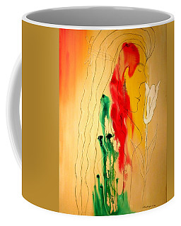 Scent Of An Orchid Coffee Mug