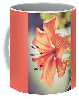Coffee Mug featuring the photograph Scent Of Spring by Viviana  Nadowski