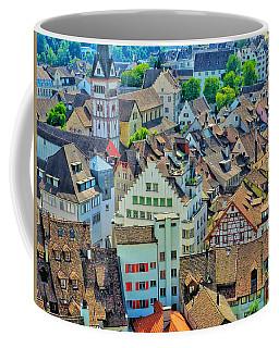 Schaffhausen Rooftops  Coffee Mug