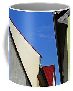 Schierstein Geometrics Coffee Mug by Sarah Loft