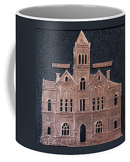 Schley County, Georgia Courthouse Coffee Mug
