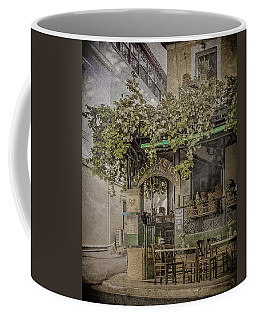 Coffee Mug featuring the photograph Athens, Greece - Scholarcheion by Mark Forte