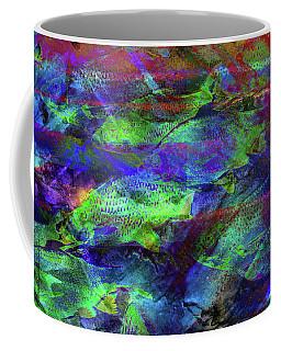 School Of Fish Coffee Mug
