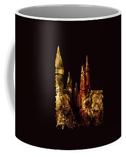 School Of Magic Coffee Mug by Anastasiya Malakhova