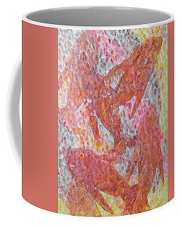 Coffee Mug featuring the painting Schooled by Michele Myers