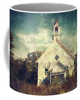 Schoolhouse 1895 Coffee Mug
