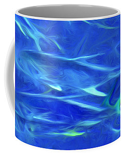 Schooling Fish #1 Coffee Mug