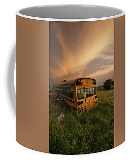 Coffee Mug featuring the photograph School's Out  by Aaron J Groen