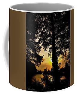 Schooner Creek, Oregon Coffee Mug