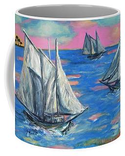 Schooner Seas Coffee Mug