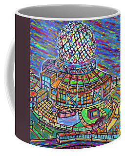 Science World, Vancouver, Alive In Color Coffee Mug