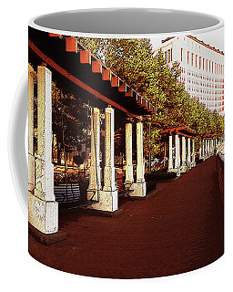 Scioto Mile Columbus Sketch Coffee Mug