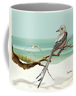 Scissor Tailed Flycatcher Coffee Mug