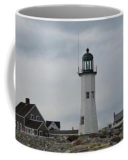 Scituate Light  Coffee Mug by DejaVu Designs