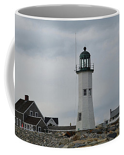 Scituate Light  Coffee Mug