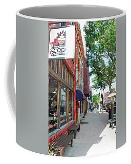 Coffee Mug featuring the photograph Scoops, Alpena Michigan by Gary Wonning