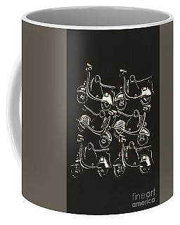 Ornamental Coffee Mugs