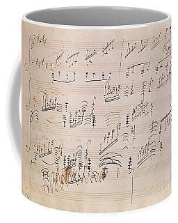 Manuscript Coffee Mugs