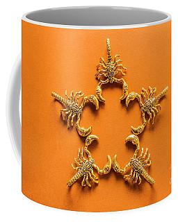 Scorpio Star Sign Coffee Mug