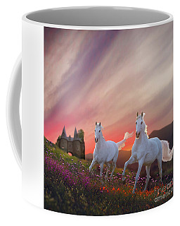 Scotland Fantasy Coffee Mug