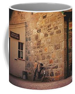 Scotland Glenlivet Post Office Coffee Mug by Mary-Lee Sanders