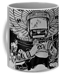 Scott Darling - First Nhl Shutout Coffee Mug