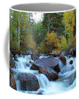 Coffee Mug featuring the photograph Scott Gomer Creek At Guanella Pass by Marie Leslie