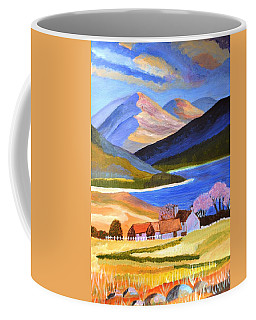 Scottish Highlands 2 Coffee Mug