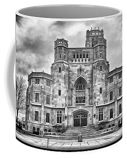 Coffee Mug featuring the photograph Scottish Rite Cathedral by Howard Salmon